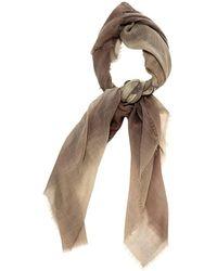 Balmain   Pre-owned Silk Scarf   Lyst