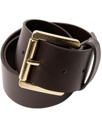 Michael Kors - Pre-owned Leather Belt - Lyst