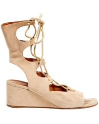 Chloé - Pre-owned Sandals - Lyst
