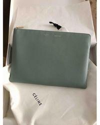 Céline - Sac Plastique Clutch Bag - Lyst