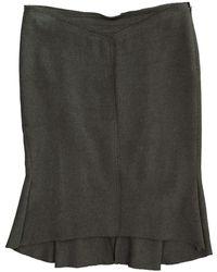 Roland Mouret - Wool Mid-length Skirt - Lyst