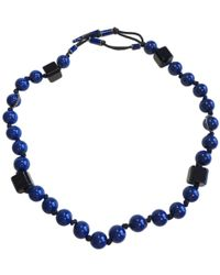 Lanvin - Pre-owned Necklace - Lyst