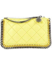 Stella McCartney - Pre-owned Leather Purse - Lyst