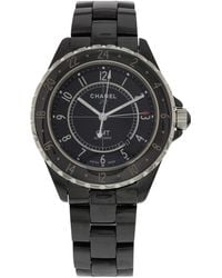 Chanel - J12 Automatique Other Ceramic Watches - Lyst