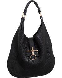 fb76c9527a Lyst - Givenchy Large  Obsedia  Shoulder Bag in Black