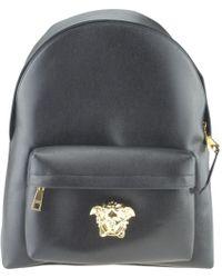 ba50aa47a2f Medusa Palazzo Backpack. $1,075. Farfetch. Versace - Black Leather - Lyst