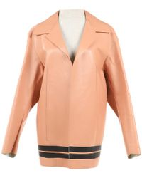Marni - Other Leather Jacket - Lyst