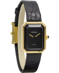 Chanel - Première Yellow Gold Watch - Lyst