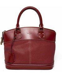 Louis Vuitton - Pre-owned Lockit Leather Handbag - Lyst