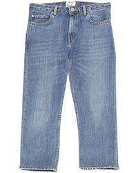 Acne Studios - Pre-owned Pop Short Jeans - Lyst