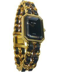 Chanel - Première Watch - Lyst