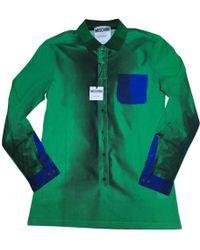 Moschino - Polo Shirt - Lyst