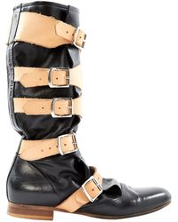 Vivienne Westwood - Leather Boots - Lyst