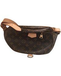 Louis Vuitton - Pre-owned Bum Bag / Sac Ceinture Clutch Bag - Lyst