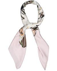 Hermès - Pre-owned Silk Scarf - Lyst
