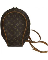 Louis Vuitton   Pre-owned Ellipse Cloth Backpack   Lyst