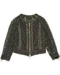 Isabel Marant - Black Wool Jacket - Lyst
