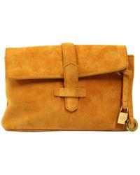 Loro Piana - Pre-owned Clutch Bag - Lyst