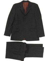 Jean Paul Gaultier - Wool Suit - Lyst