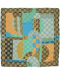 Fendi Silk Scarves - Multicolour