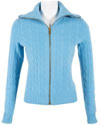Ralph Lauren Collection - Cashmere Sweatshirt - Lyst
