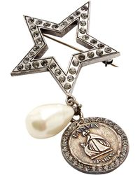 Lanvin - Pre-owned Pin & Brooche - Lyst