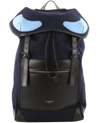95b8b3d451 Lyst - Givenchy Small Floral-print Nylon Backpack in Black