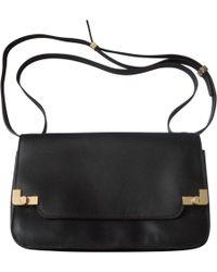Lancel - Leather Crossbody Bag - Lyst