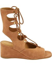 Chloé - Sandal - Lyst