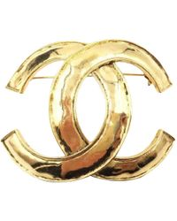 Chanel | Pre-owned Pin & Brooche | Lyst