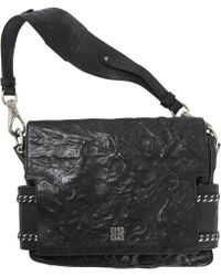 Givenchy - Embossed Leather Bag - Lyst