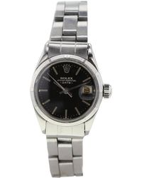 Rolex - Pre-owned Oyster Perpetual 39mm Watch - Lyst