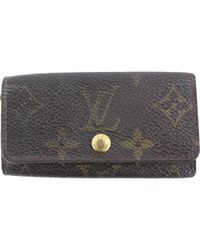 Louis Vuitton - Pre-owned Cloth Key Ring - Lyst