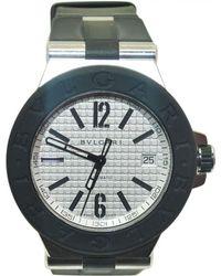 BVLGARI - Diagono Watch - Lyst