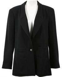 Chanel - Wool Jacket - Lyst