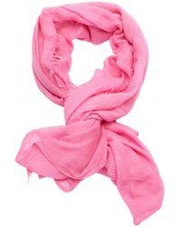Étoile Isabel Marant | Pink Silk Scarf | Lyst