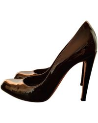 Buy Cheap Browse Pre-owned - Patent leather heels Gianvito Rossi Fast Express Cheap Sale Huge Surprise 9ityLUsl