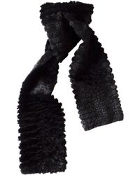 The Kooples - Pre-owned Scarf - Lyst
