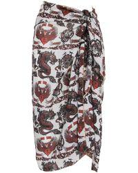 Jean Paul Gaultier | Pre-owned Multicolour Cotton Swimwear | Lyst