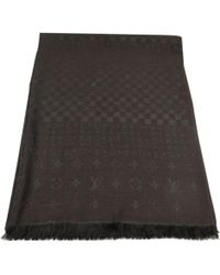 Louis Vuitton | Pre-owned Cashmere Scarf | Lyst