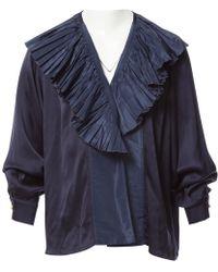 Dior - Silk Jacket - Lyst