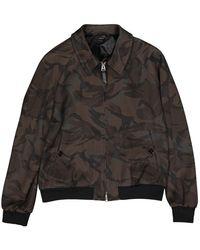 Tom Ford - Brown Viscose Jacket - Lyst