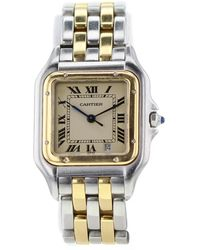 Cartier - Pre-owned Panthère Watch - Lyst