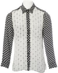 Isabel Marant | Melina Printed Silk Crepe De Chine Shirt | Lyst