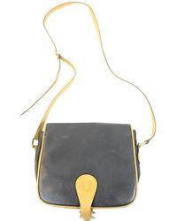 Céline - Pre-owned Leather Handbag - Lyst