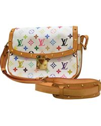 Louis Vuitton - Pre-owned Sologne Cloth Crossbody Bag - Lyst