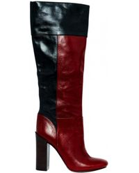 e2ad5767e523 Tory Burch Elina Bootie in Red - Lyst