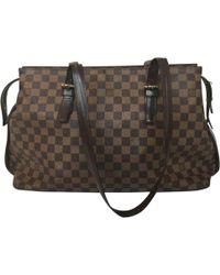 Louis Vuitton - Other Cloth Handbag - Lyst
