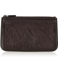 Céline - Pre-owned Leather Purse - Lyst