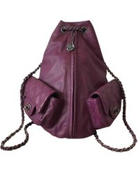 Chanel - Timeless Leather Backpack - Lyst